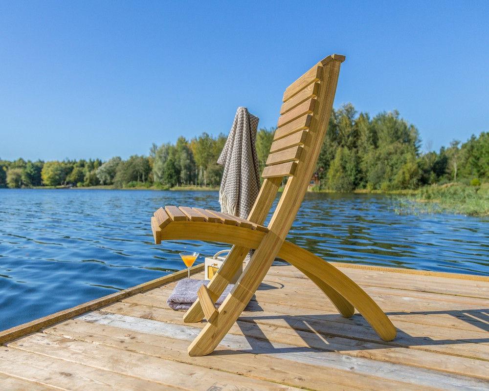 Viking tuoli, taittomalli